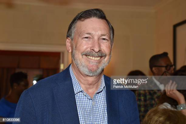 Stanley Rumbough attends Katrina and Don Peebles Host NY Mission Society Summer Cocktails at Private Residence on July 7 2017 in Bridgehampton New...