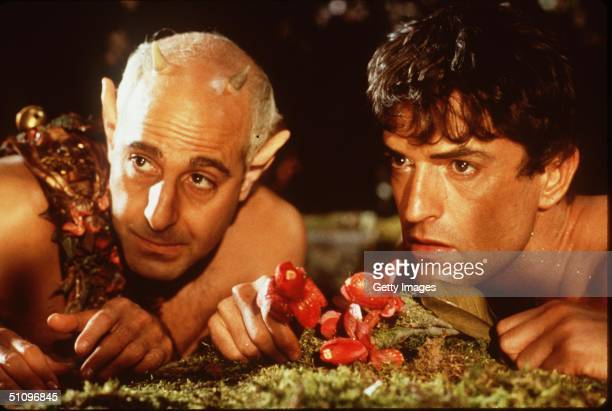 Stanley Tucci And Rupert Everett Star In The Movie William Shakespeare's A Midsummer Night's Dream