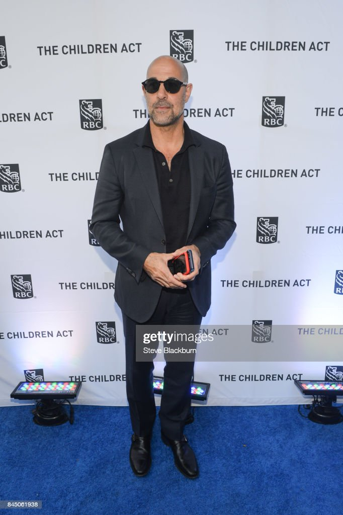 Stanley Tucci attends 'The Children Act' cocktail party at RBC House hosted by RBC for Toronto Film Festival 2017 on September 9, 2017 in Toronto, Canada.