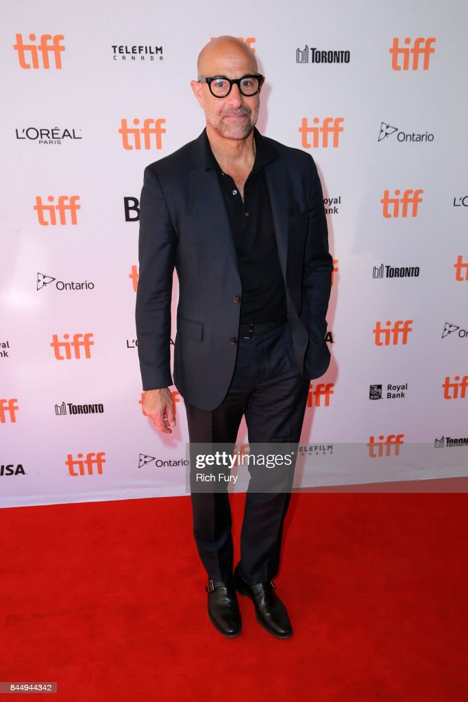 Stanley Tucci attends 'The Children Act' premiere during the 2017 Toronto International Film Festival at The Elgin on September 9, 2017 in Toronto, Canada.