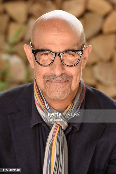 Stanley Tucci attends the RHS Chelsea Flower Show 2019 press day at Chelsea Flower Show on May 20 2019 in London England