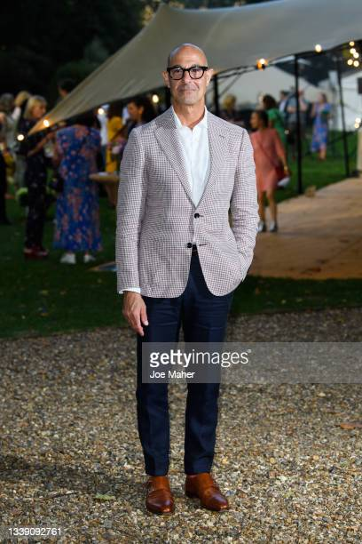 Stanley Tucci attends the Women's Prize For Fiction Awards 2021 at Bedford Square Gardens on September 08, 2021 in London, England.