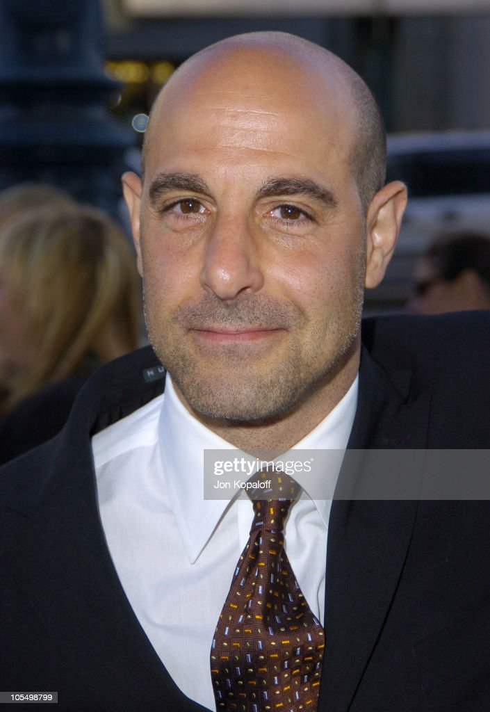 Stanley Tucci during 'The Terminal' World Premiere - Red Carpet at Academy of Motion Picture Arts and Science in Beverly Hills, California, United States.