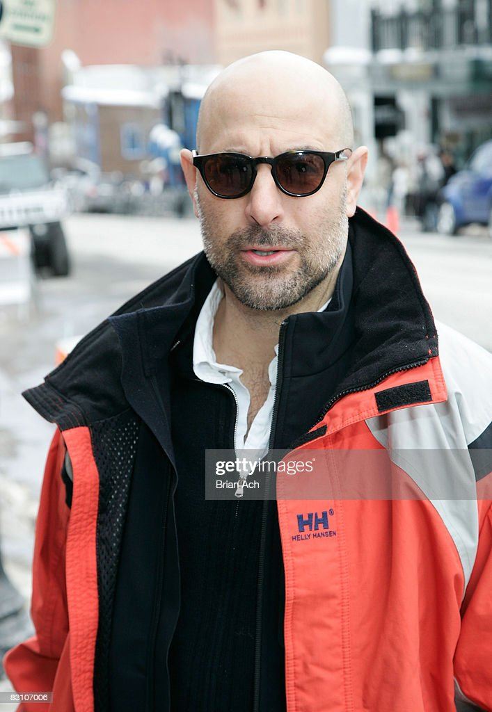 Stanley Tucci seen around town at the 2008 Sundance Film Festival on January 20, 2008 in Park City, Utah.