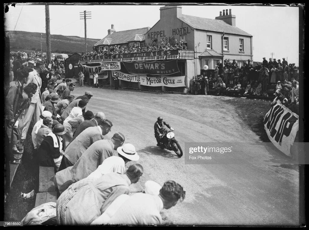 Isle of Man TT Race : ニュース写真