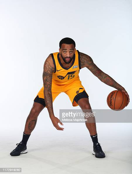 Stanton Kidd Of The Utah Jazz Poses For A Portrait During The 2019 News Photo Getty Images