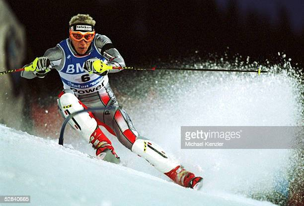 WM 2001 StAnton KOMBINATION/SLALOM/MAENNER Mario MATT/AUT