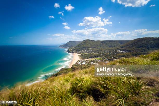 stanwell tops | wollongong | australia - wollongong stock pictures, royalty-free photos & images