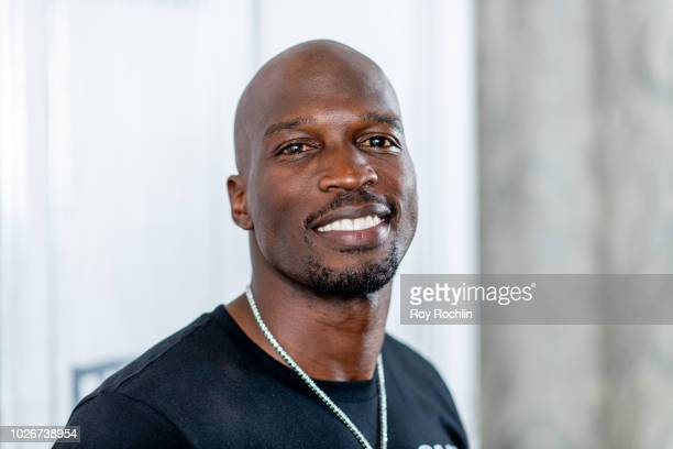 Star Chad Johnson discusses Warriors of Liberty City with the Build Series at Build Studio on September 4 2018 in New York City