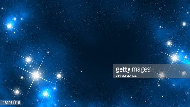 Star Frame in Space