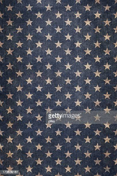 star grunge background - patriotic stock pictures, royalty-free photos & images