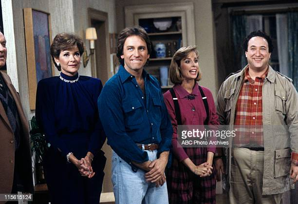 "Star Is Born"" - Airdate: April 9, 1985. ROBERT MANDAN;JESSICA WALTERS;JOHN RITTER;MARY CADORETTE;STUART PANKIN"