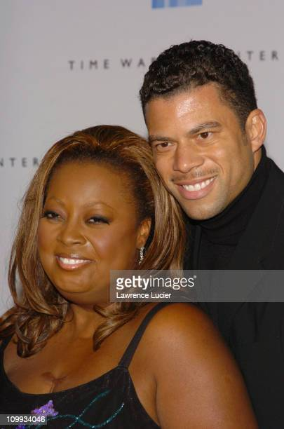 Star Jones and Al Reynolds during Grand Opening Celebration of Time Warner Center at Time Warner Center in New York City, New York, United States.
