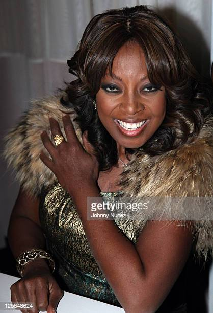 Star Jones attends Jason Parker's birthday dinner at MPD Restaurant on January 13 2011 in New York City