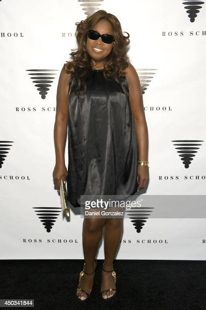 Star Jones attends the 11th Annual Live Club Starlight benefit at Ross Upper School on June 7 2014 in East Hampton New York