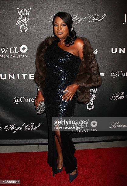 Star Jones attends the 2015 Angel Ball at Cipriani Wall Street on October 19 2015 in New York City