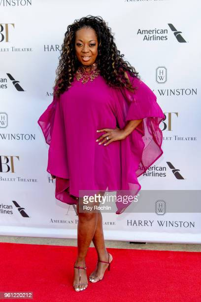 Star Jones attends the 2018 American Ballet Theatre Spring Gala at The Metropolitan Opera House on May 21 2018 in New York City