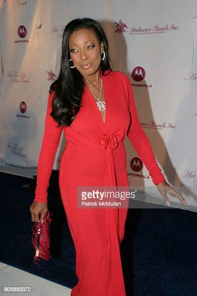 Star Jones Reynolds attends Russell and Kimora Lee Simmons and the Rush Philanthropic Arts Foundation Present the 2nd Annual Art for Life Event at...