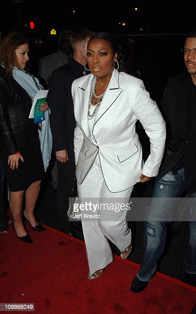 Star JonesReynolds during VH1 Save The Music A Concert To Benefit The VH1 Save The Music Foundation Red Carpet at Beacon Theatre in New York City New...