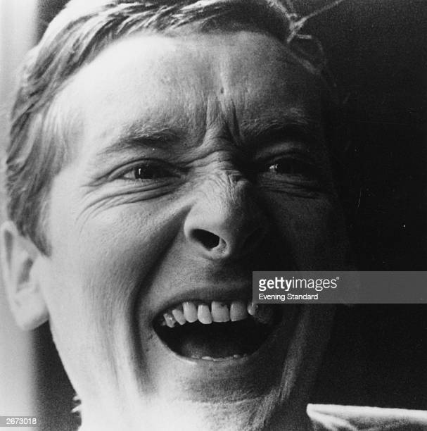 Star of many 'Carry On' films comic actor and broadcaster Kenneth Williams