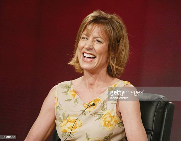 Star of the Showtime Original Picture, 'Women vs. Men', Christine Lahti at the Summer TCA held at the Ritz-Carlton Hotel in Los Angeles, Ca., July...