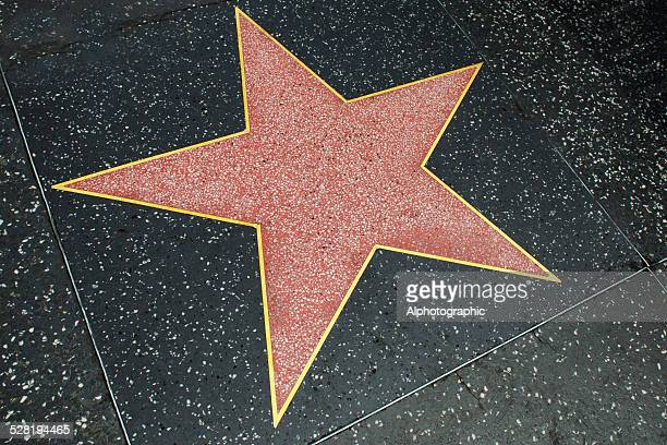 Star on Walk of Fame