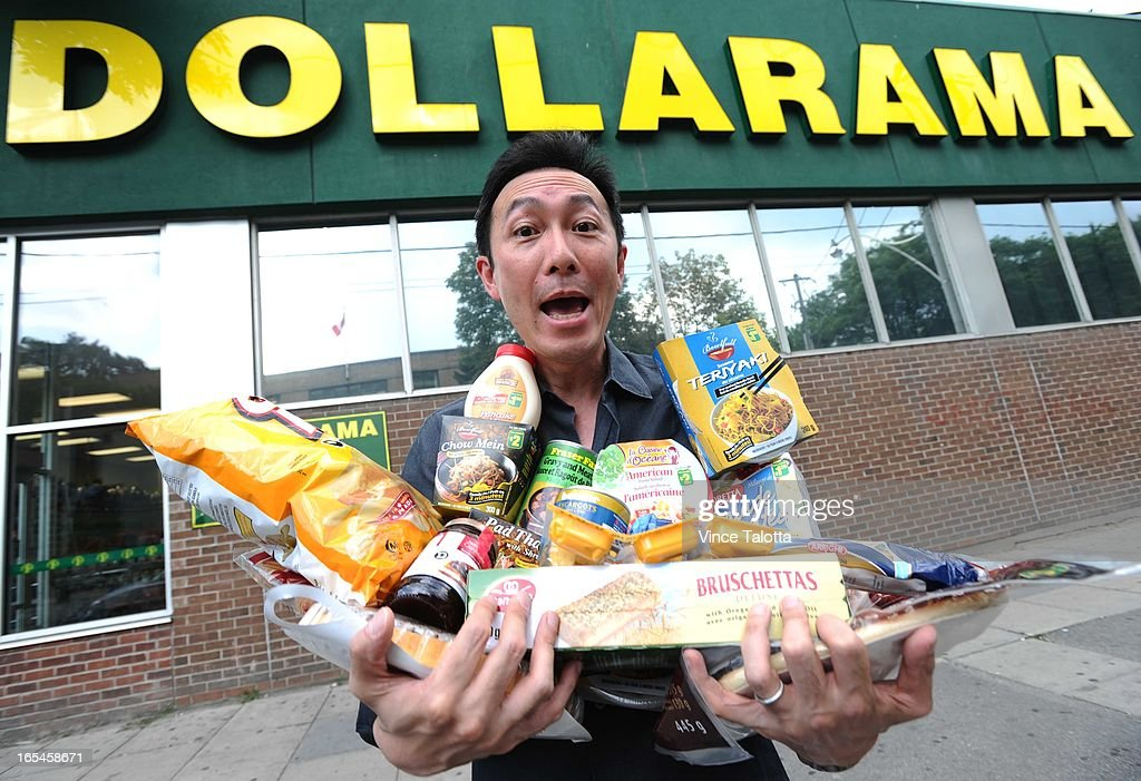 Star reporter Tony Wong eats Dollarama food every day for a week. Some of it might even be good. But : News Photo