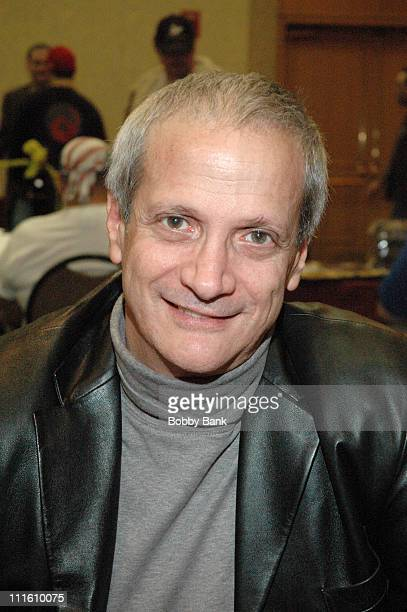 TV Star Ron Palillo during The 2006 Chiller Theatre Winter Expo at Crowne Plaza Hotel in Secaucus New Jersey United States