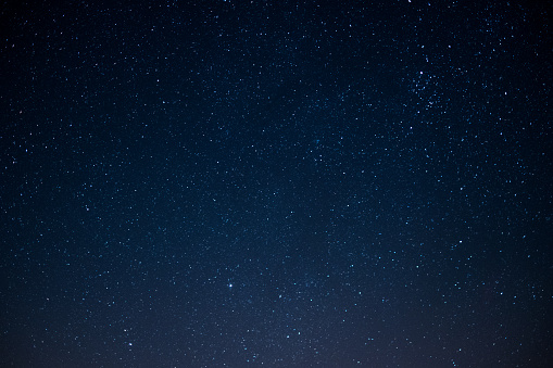star sky at night , space background 841403680