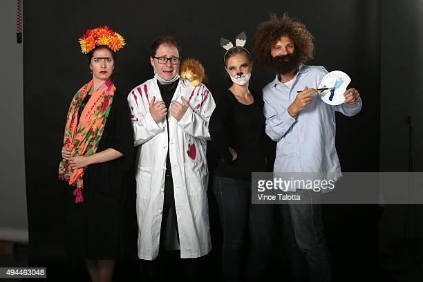 Star staffer's Lauren Pelley as Frida Kahlo Michael Robinson as Cecil's dentist Katrina Clarke as a fox and Jesse Ship as Bob Ross