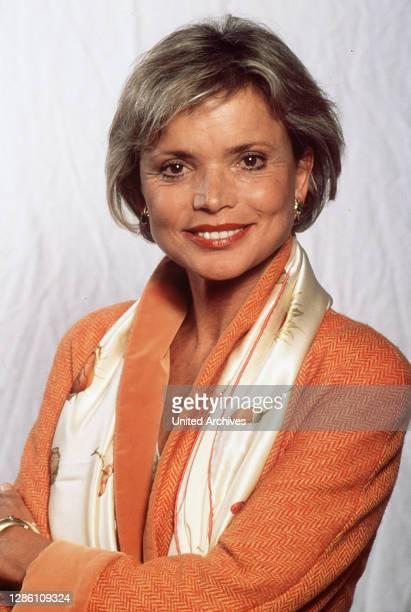 Star USCHI GLAS, Porträt 1998 / deutsche Schauspielerin.