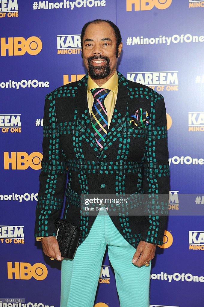 """""""Kareem: Minority Of One"""" New York Premiere : News Photo"""