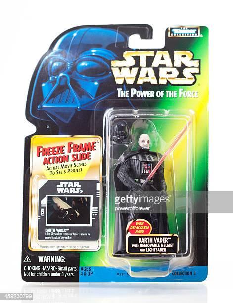 Star Wars Action Figure - Darth Vader with Film Still