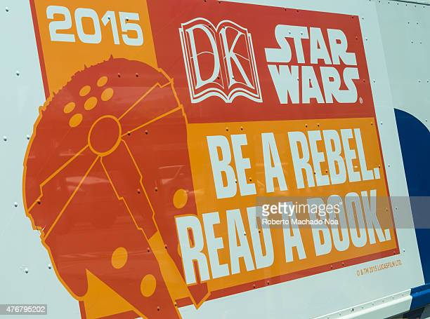 Star Wars advertisement be a rebel read a book Reading has been in decrease since the digital era began now being a rebel means to read a book