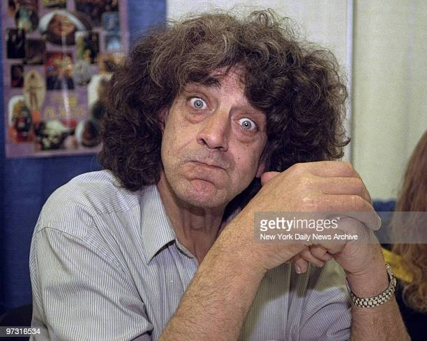 Star Wars Chewbacca, actor Peter Mayhew attended The New York Comic Book and Fantasy Creators Convention,to sign autographs at Madison Square Garden.