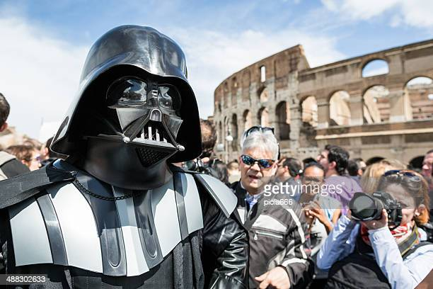Star Wars Day 2014 in Rome