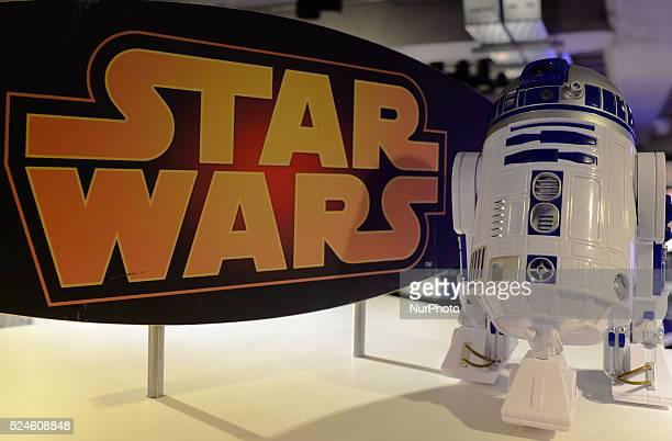 Star Wars Gadgets Toys amp Memorabilia for Star Wars fans sale before Christmas at Disney Store's on Grafton Street in Dublin's city center Dublin...