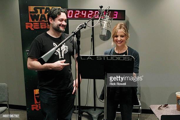REBELS 'Star Wars Rebels' airs Monday nights on Disney XD