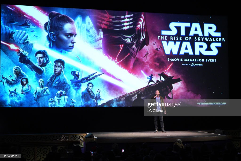 """Star Wars"" Marathon Hosted By Nerdist : News Photo"