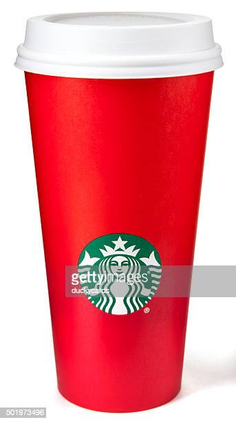 Starbucks 2015 Red Holiday Cup