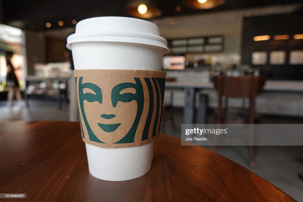 Starbucks Suffering From Supply Shortages, Runs Short On Some Ingredients And Supplies : News Photo
