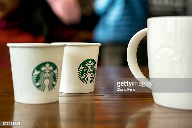 Starbucks coffee cups on table At the end of November a Chinese customer posted an open letter online to the chief executive of Starbucks in China to...