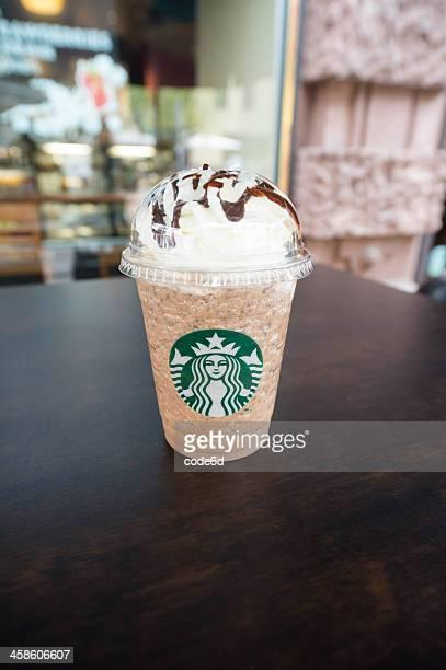 Starbucks Coffee Java Chip Frappuccino to go