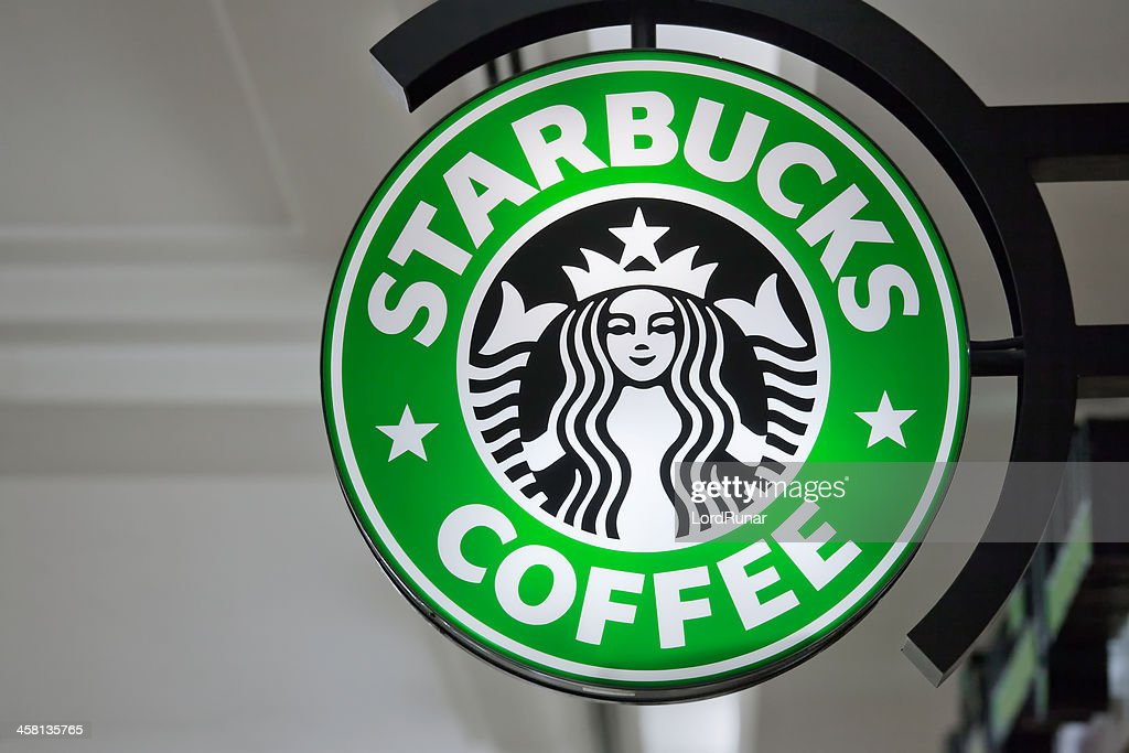 Starbucks Coffee Stock Photo Getty Images