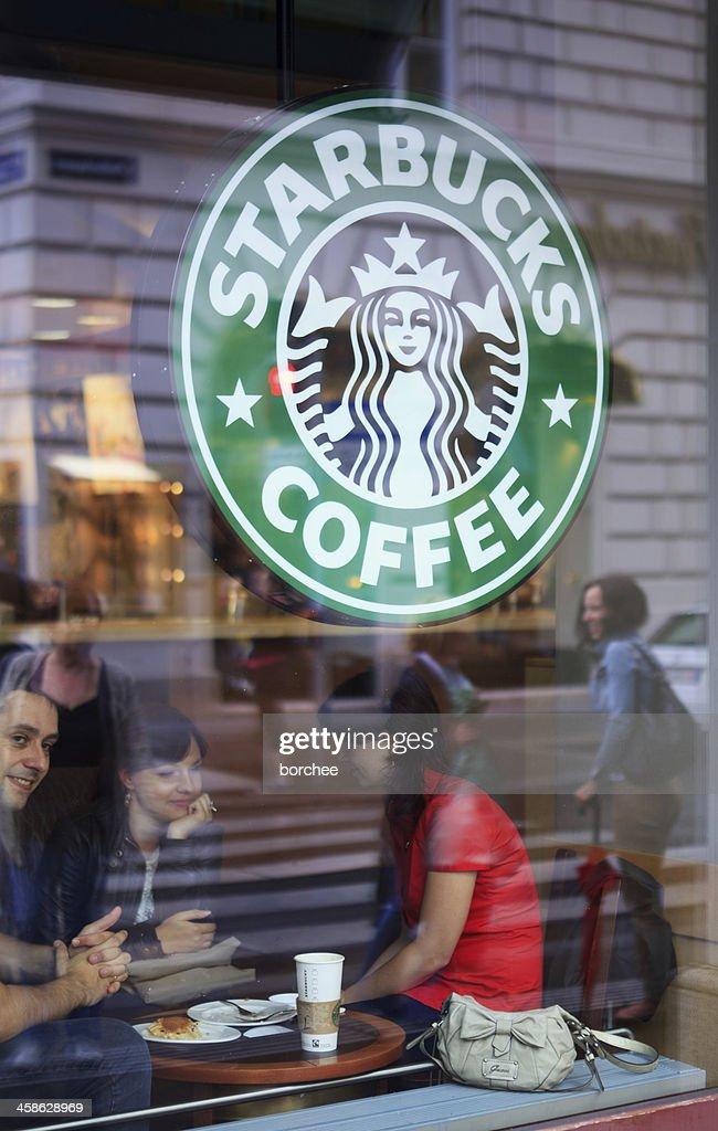 Starbucks Coffee : Stock Photo