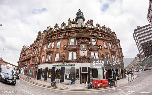Starbucks Coffee Shop, Glasgow