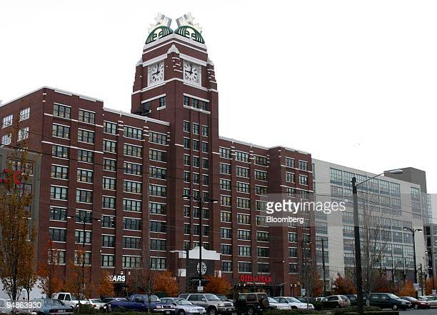 Starbucks Corp headquarters are seen in Seattle Washington Wednesday November 10 2004 The company is expected to report a fourthquarter profit of 25...