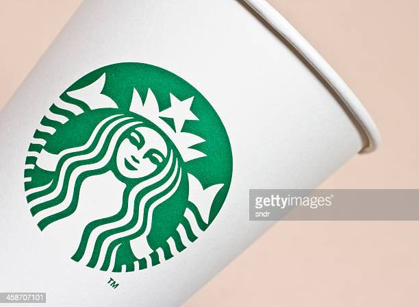 Starbucks Wegwerfbecher