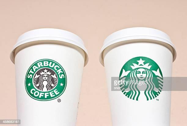Starbucks disposable cups