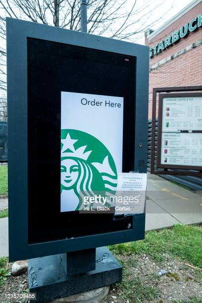 Starbucks Drive Thru with a note telling customers that they are closed until further notice due to renovations Earlier in the week Governor Phil...